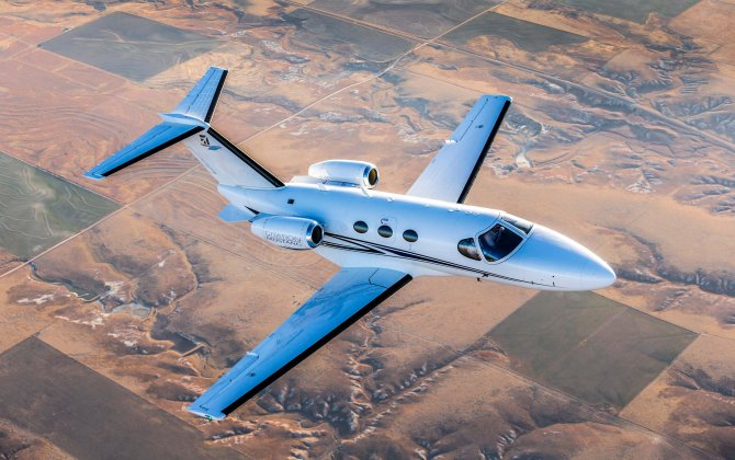 Textron Aviation receives ADS-B certification for Mustang, completing ADS-B certification efforts for Citation, King Air, Hawker platforms
