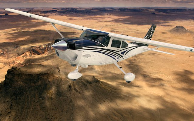 Textron Aviation receives certifications, announces performance increases for Turbo Skyhawk JT-A