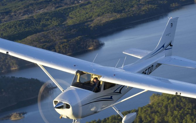 Textron Aviation receives order for 15 Skyhawks from ATP Flight School
