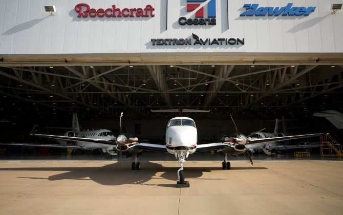Textron Aviation's Doncaster service centre bolsters support for Citation, King Air and Hawker customers