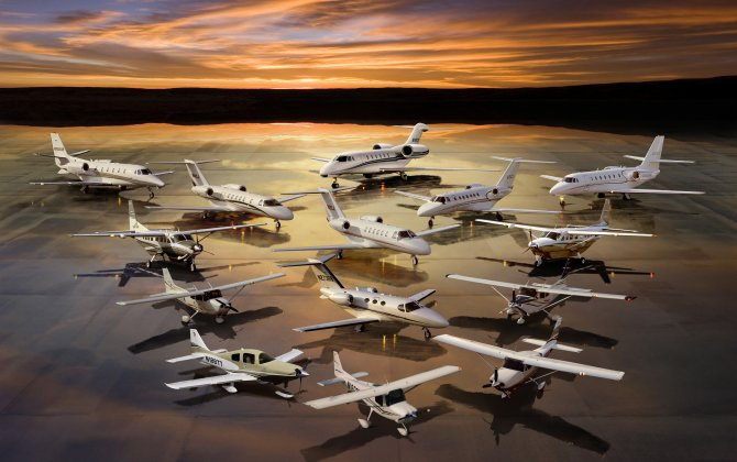 Textron businesses to feature broad product lineup at Farnborough International Airshow 2016