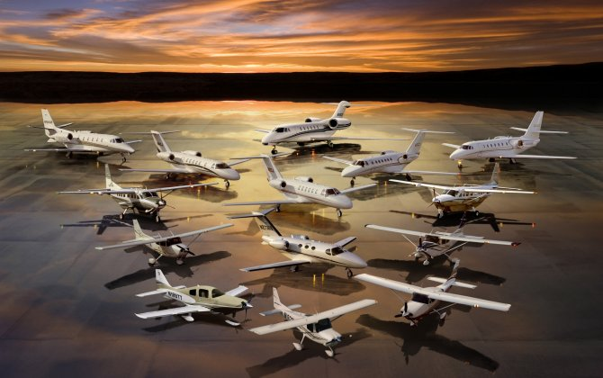 Textron Businesses Will Exhibit a Large Array of Products at the Farnborough International Airshow