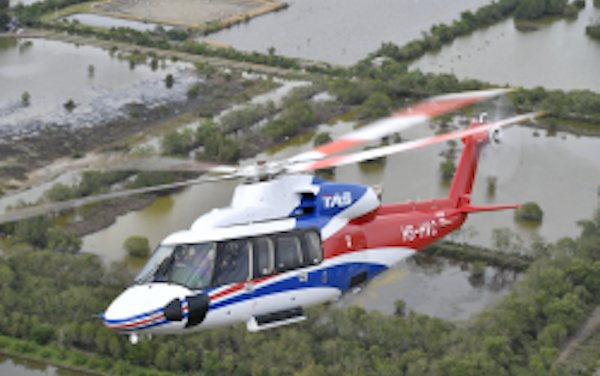 Thai Aviation Services S-76D fleet achieves 10,000 flight hours