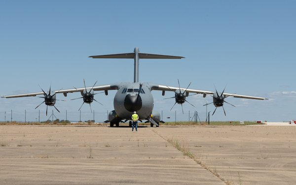 The 100th Airbus A400M delivered