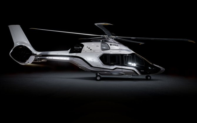 The $22 Million Airbus H160 VIP Helicopter Is The Bugatti Of The Skies