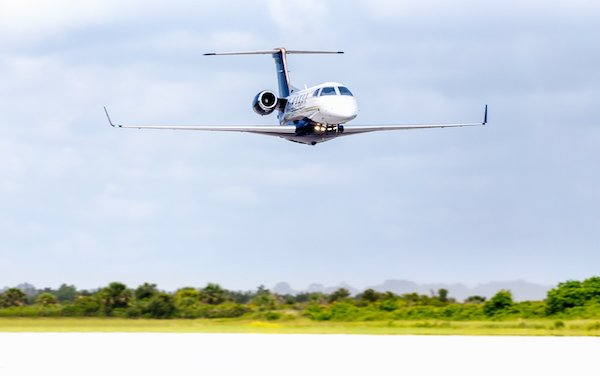 The 500th Embraer Phenom 300 series aircraft delivered, the TOP successful business jet of the decade