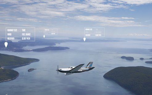 The  aviation is forever changed - Garmin Autoland System