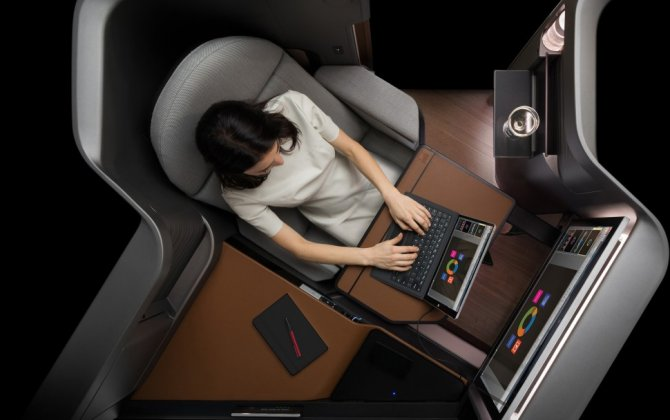 The Business Class Seat That Remembers Passengers Is Here