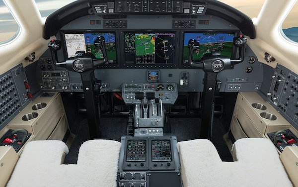 The certification of the G5000 integrated flight deck in the Citation Excel/XLS