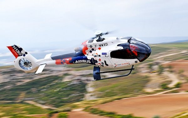 The engine back-up system - Airbus Helicopters starts flight tests