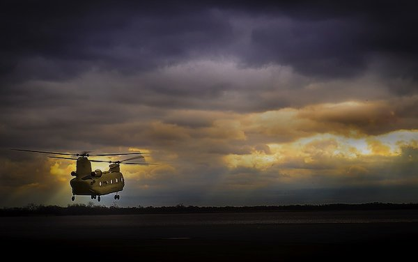 The Entire Spanish Chinook Helicopter Fleet will be modernized by Boeing