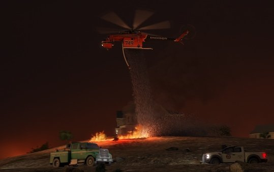 The Future of Firefighting - Erickson and Sikorsky signed development agreement