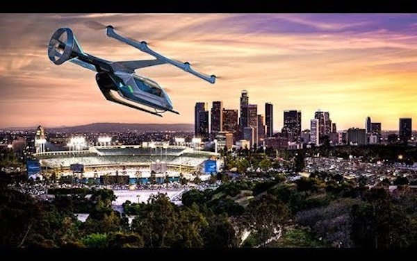 The future of urban air mobility and accessibility by Embraer