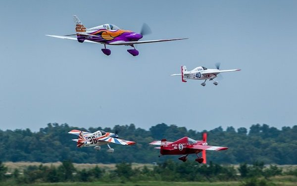 The Inaugural Electric Aircraft Air Race