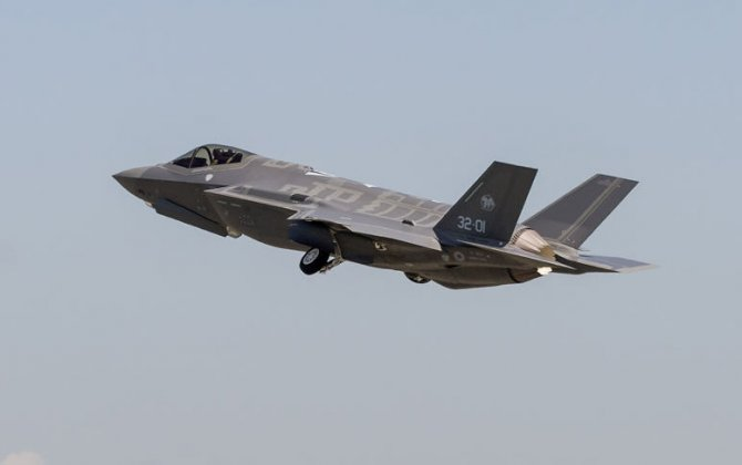 The Italian Air Force has successfully accomplished the F-35's first transatlantic crossing