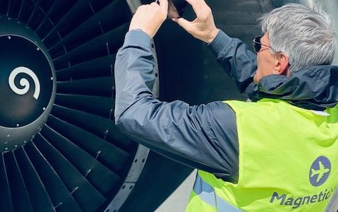 The new normal: Magnetic MRO conducted its first virtual aircraft inspection