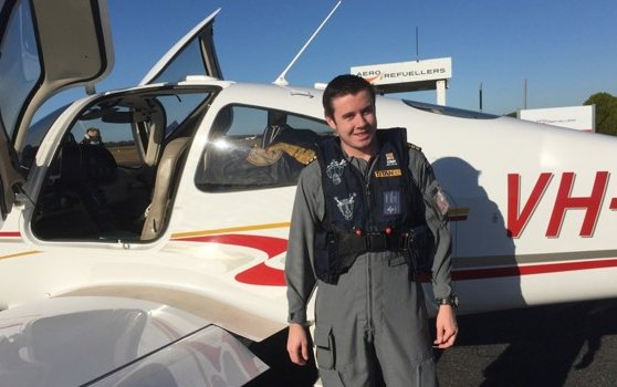 The Next Aviation Adventure to Follow: Youngest-Ever Solo Around the World Flight