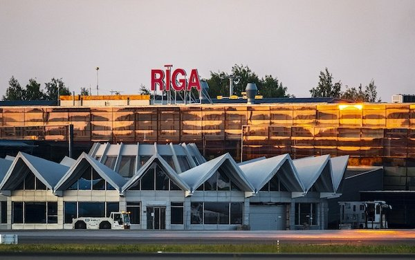 The Number of Passengers Handled at Riga Airport Drops by Almost 70%