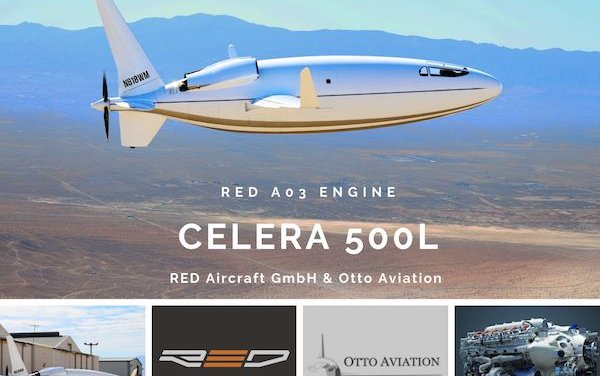 The Power behind the Celera 500L, Otto Aviation secret bullet plane
