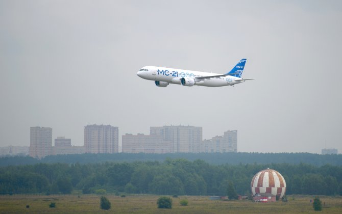 The second MC-21-300 test aircraft has flown nonstop from Irkutsk to Zhukovsky