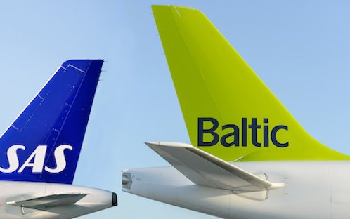 The Start of Codeshare between airBaltic and SAS