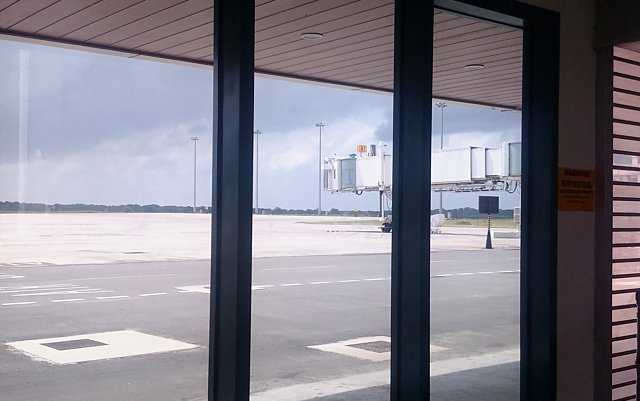 The Story Behind The World's Emptiest International Airport