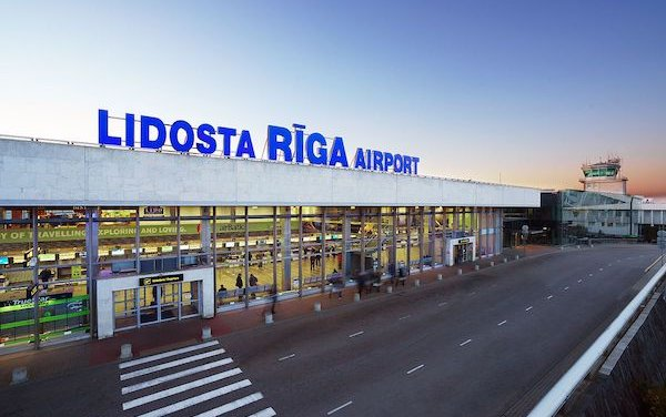 The third fastest growing capital European airport - Riga Airport