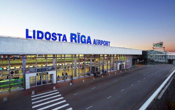 The third fastest growing capital European airport - Riga Airport