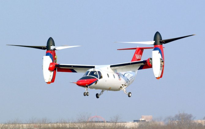 Third AW609 TiltRotor prototype moves closer to maiden flight following ground run