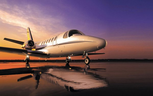 This is what it costs to hire a private jet in South Africa