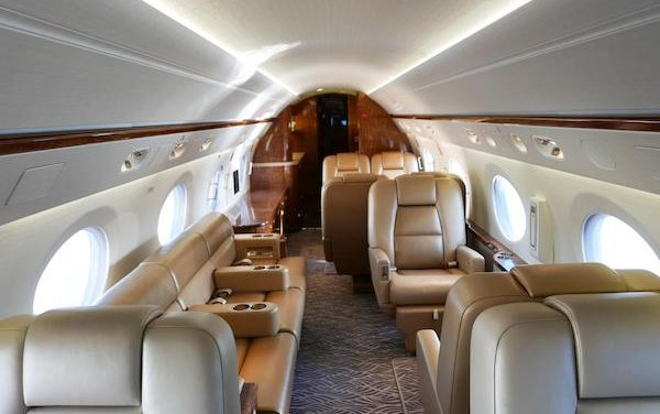 Three major refurbishments and two Ka Band, firsts in Basel, by Jet Aviation