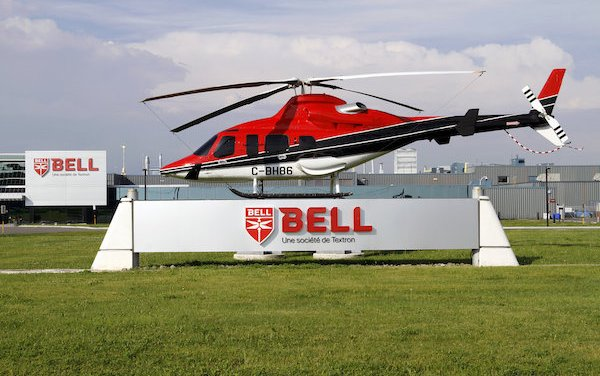 Time to celebrate - 35 Years of Bell Textron excellence in Canada