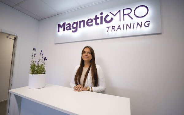 Time to celebrate - Magnetic MRO Training expansion