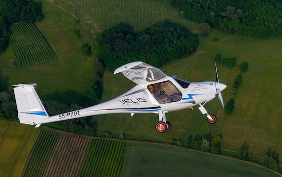 Time to celebrate - one year since type-certification of the Pipistrel Velis Electro