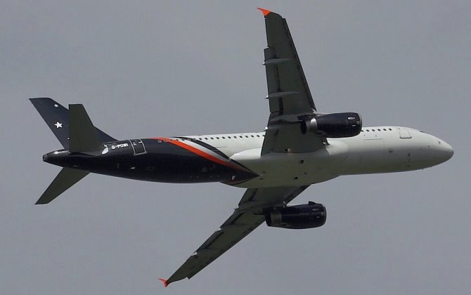 Titan Airways introduces all-business Airbus A318