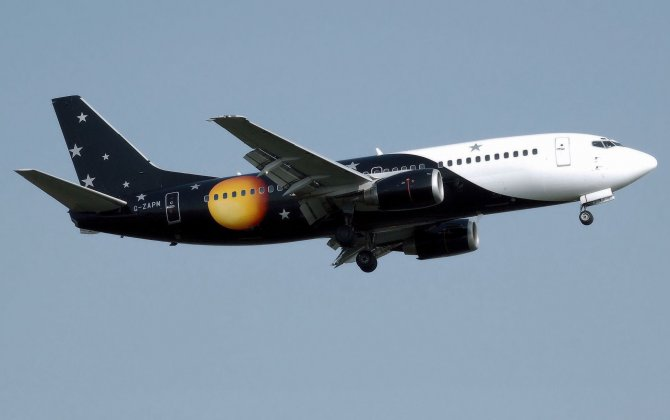 Titan Airways introduces second Boeing 737-400