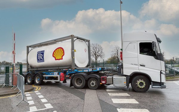 To accelerate progress towards net zero - Shell and Rolls-Royce sign agreement
