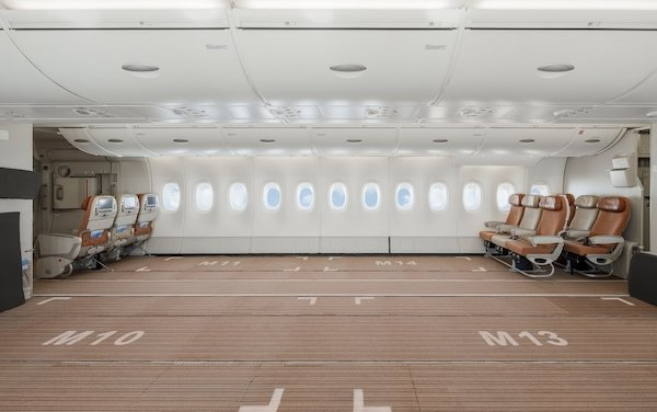 To meet cargo demands during covid19 crisis Hi Fly converts A380