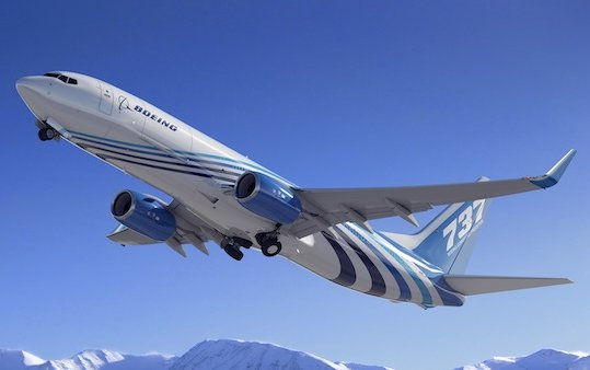 To meet strong demand, Boeing launches new freighter conversion lines