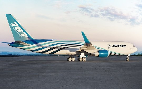 To meet strong market demand, Boeing opens two new 767-300BCF conversion lines