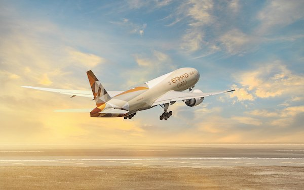 To provide direct integrated booking options Etihad Cargo partners with WiseTech Global