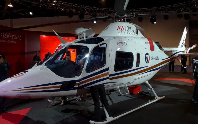 Tokyo Metropolitan Police selects Leonardo-Finmeccanica AW109 Trekker