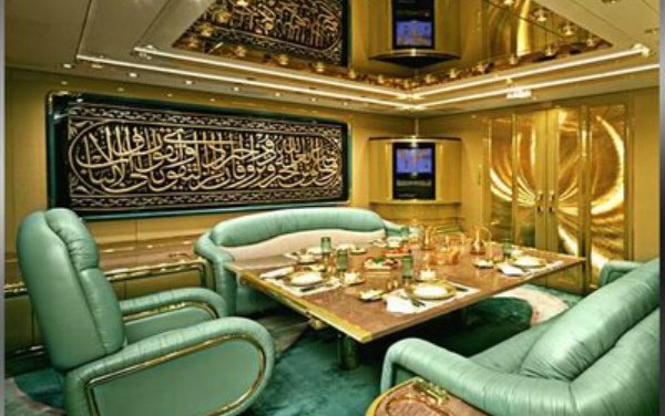 Top 10 Most Luxurious Private Jets