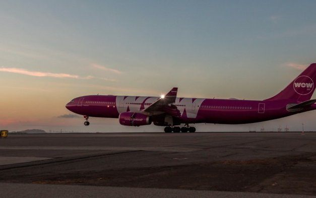 Total Component Support for Airbus A330 fleet of WOW air