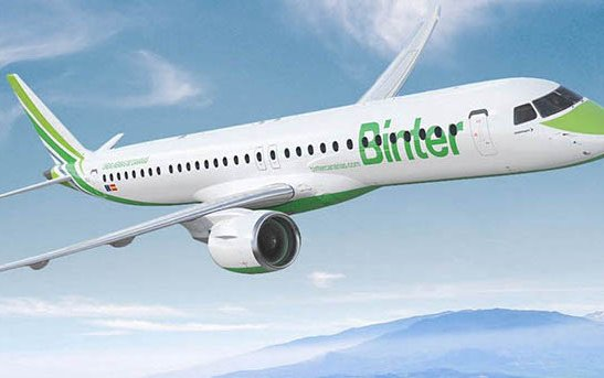 Total Support Program for new E195-E2 fleet signed between Embraer and Spain's Binter