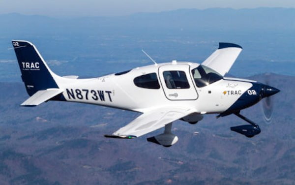 TRAC Series of Flight Training Aircraft unveiled by Cirrus Aircraft