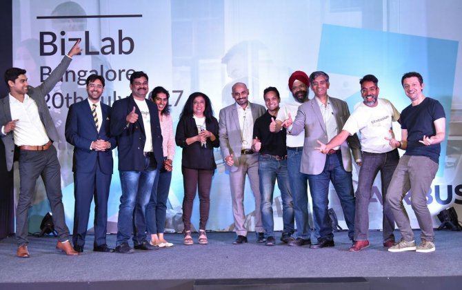 Transformative ideas showcased at Airbus Bizlab Bengaluru