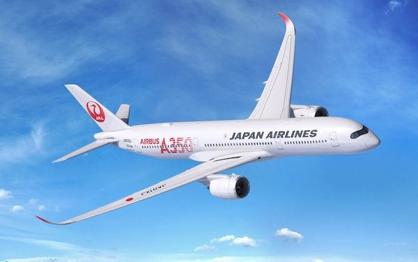 Transport Ministry of Japan issued A350 XWB Type Certificate