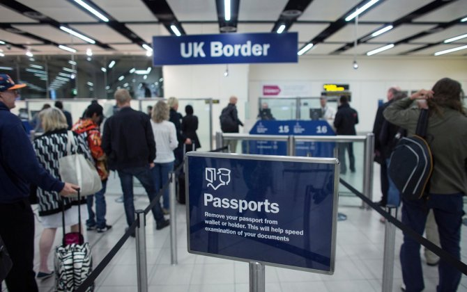 Travellers face £5 charge to get through passport control more quickly