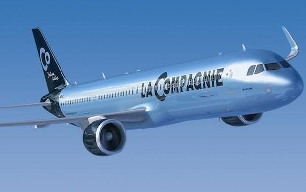 TripAdvisor Travelers Choice Award for Specialty Airline goes.... to La Compagnie
